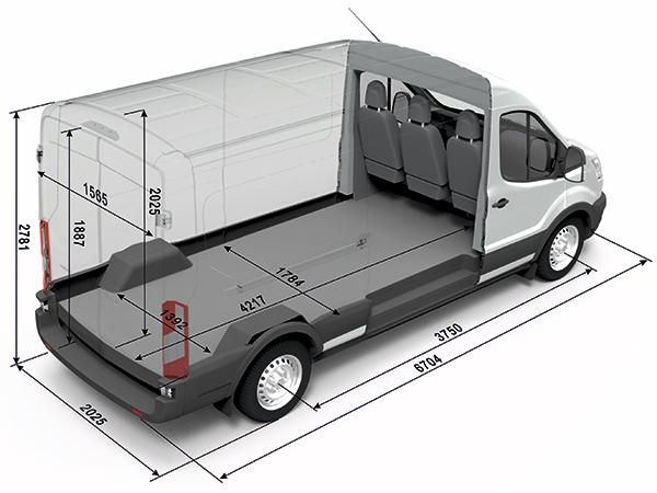 фото форд транзит грузовой